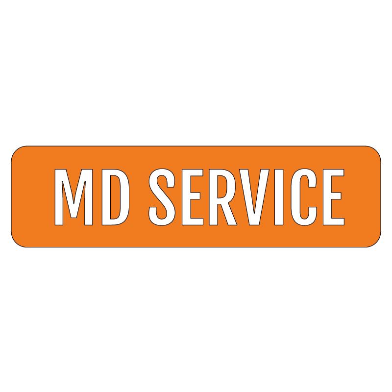 Logo MD Service